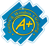 A+ Gutter & Window Cleaning – Kamloops & Salmon Arm, B.C. Logo